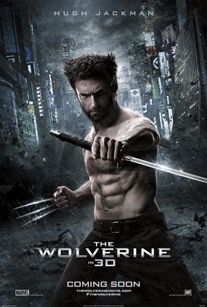 """The official """"domestic"""" trailer of - The Wolverine: *ing Hugh Jackman. (Click image to watch the trailer. Enjoy!)"""