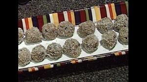 Herbal energy balls