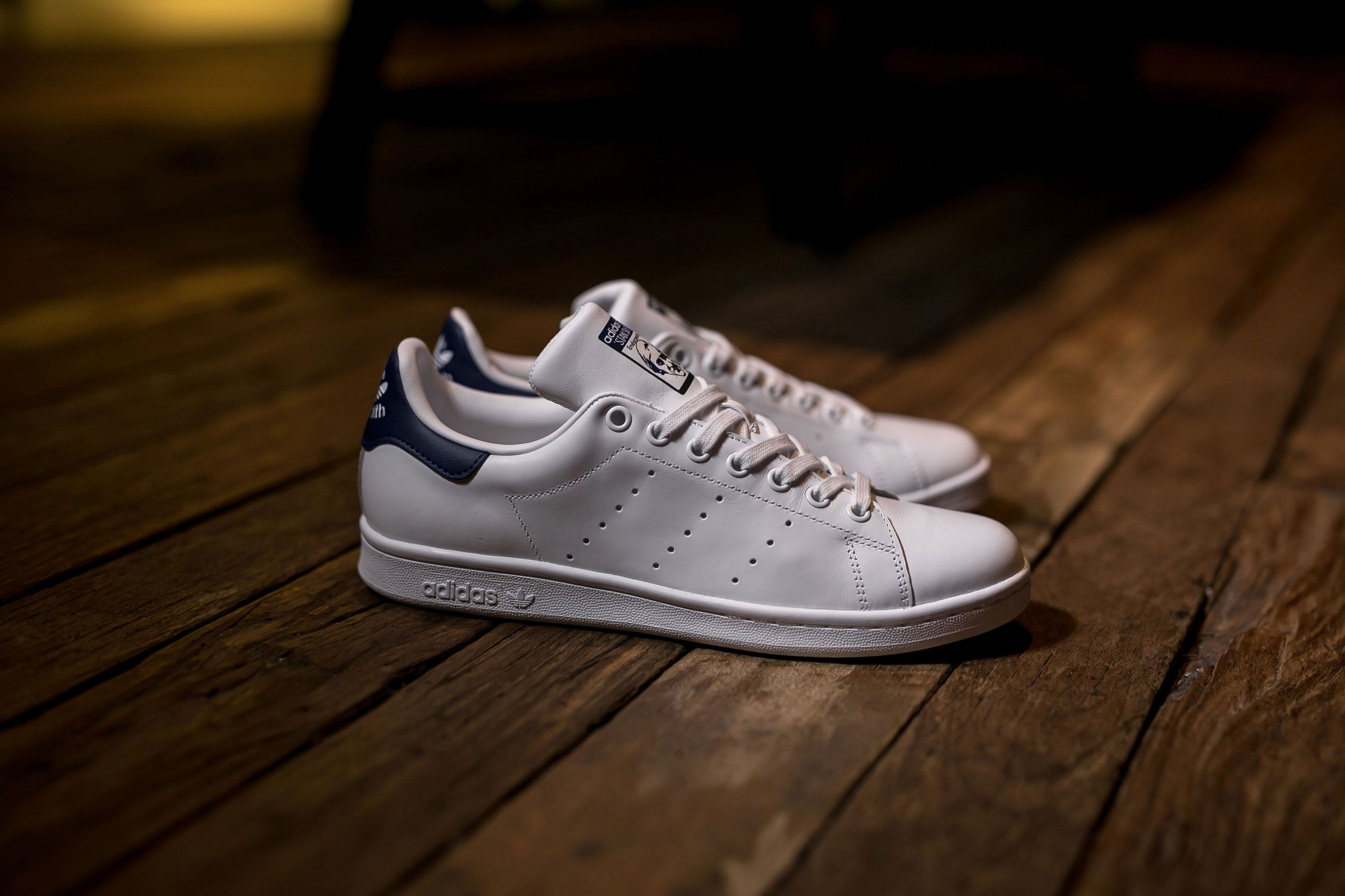 00d9df3d Adidas Stan Smith, White/Navy. Available in all #CROSSOVER and Online.  🌐www.crossoverconceptstore.com #adidas #adidasMY #crossoverconceptstore