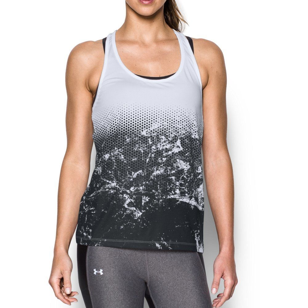 d973d36320b370 Women's UA HexDelta Racer Tank | Under Armour US in 2019 | Products ...