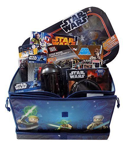 Ultimate star wars gift basket perfect for birthday christmas ultimate star wars gift basket perfect for birthday christmas easter get well negle Images