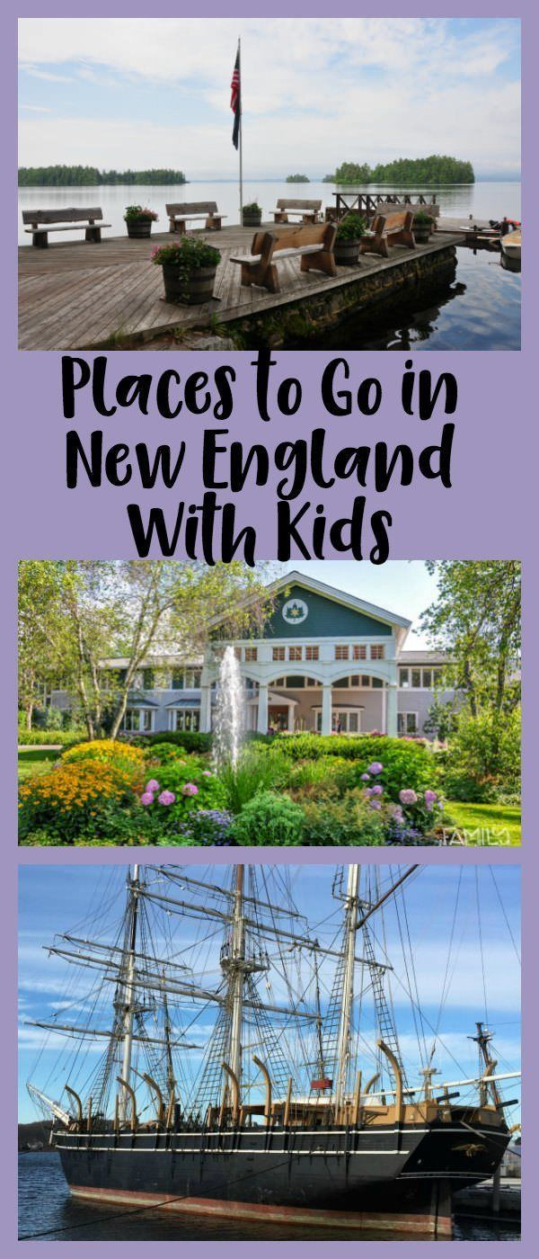 thinking of taking a vacation to new england? here are some fun
