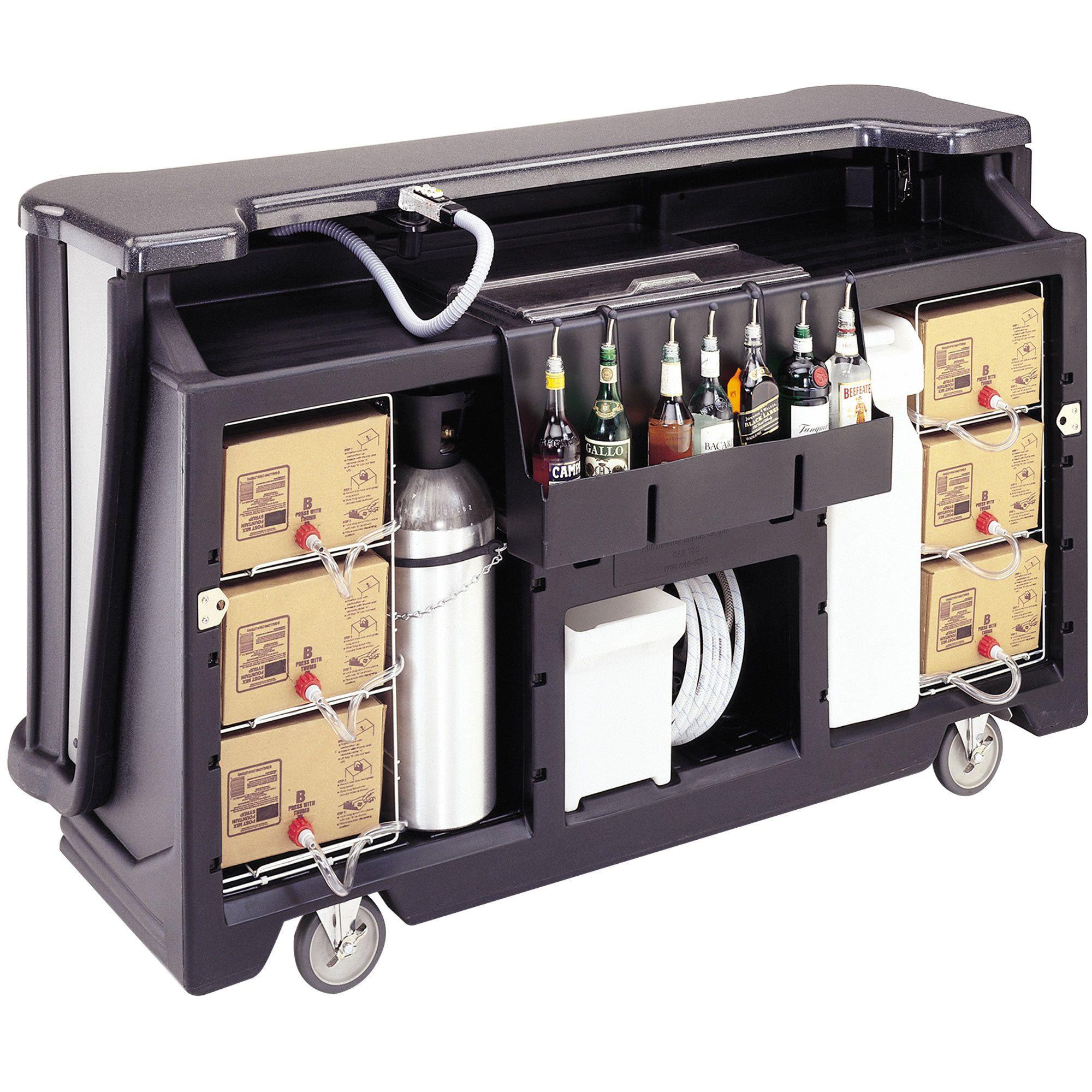 Rack For Bar730 Portable Bars