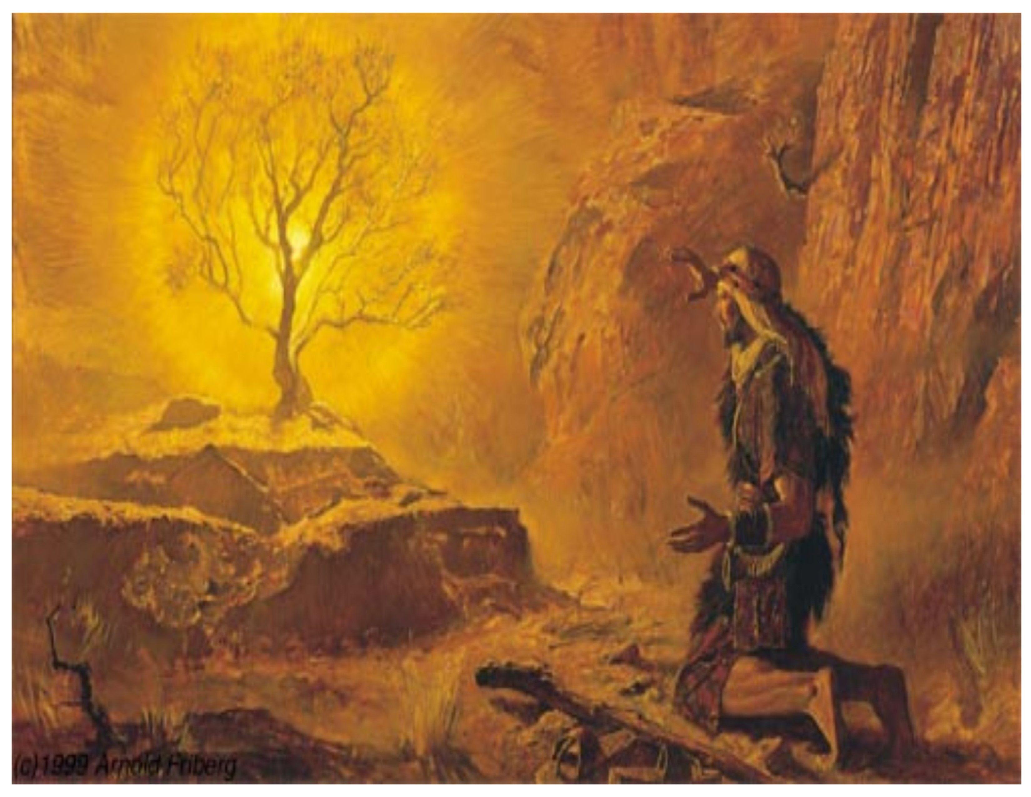 burning bush church fathers # 51