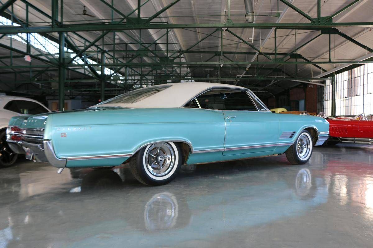 1966 Buick Wildcat For Sale 2025416 Hemmings Motor News Buicks Car Pictures