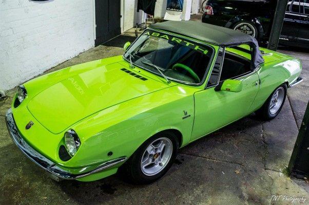 1970 Fiat 850 Spider Abarth Zen Garage Fiat 850 Fiat Fiat 128