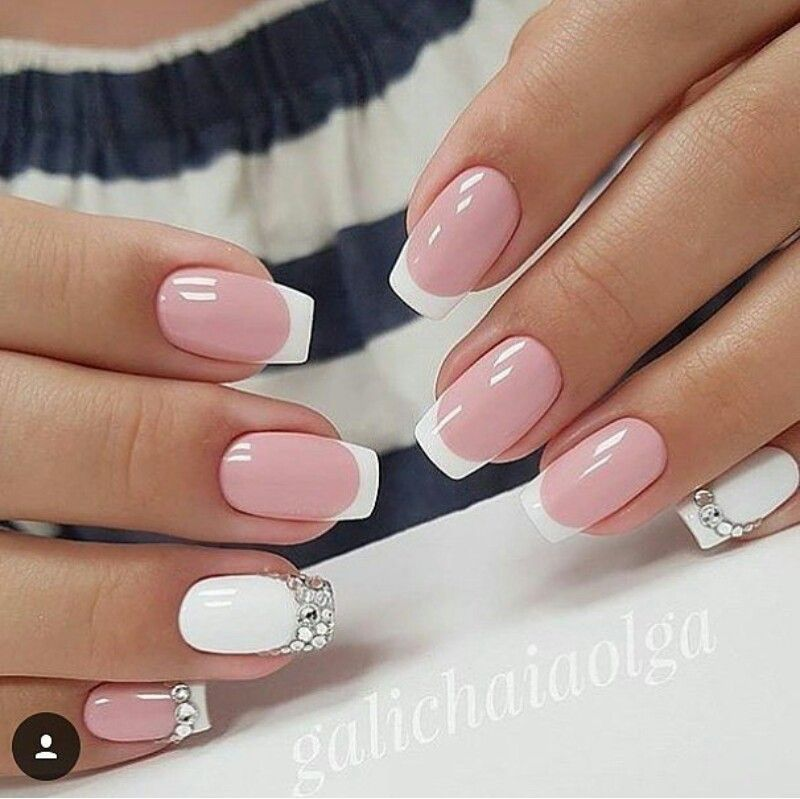 Pin by Dado Alhajj on Nails | Pinterest | Manicure, Nail nail and ...