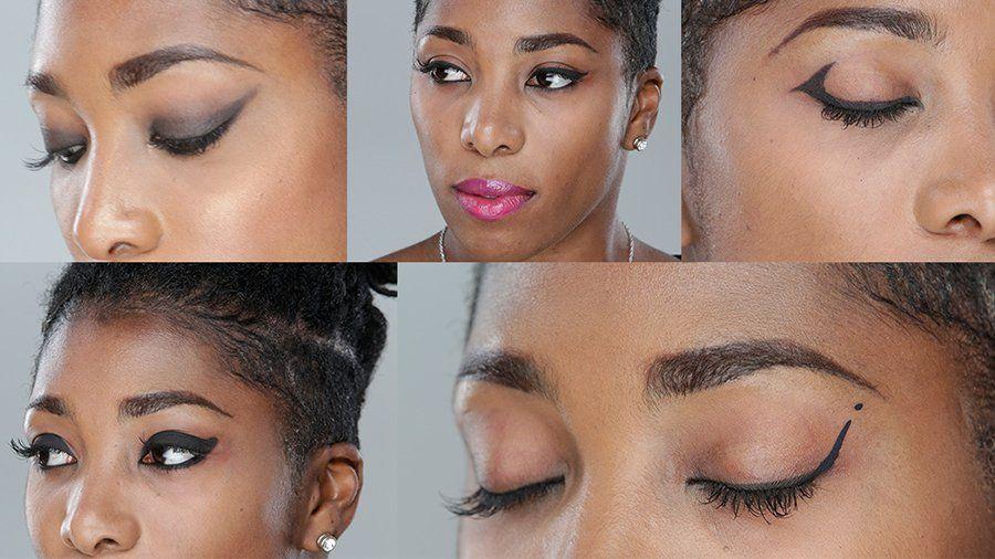 Photo of Vinget eyeliner for hver dag i uken: du vil gjerne …