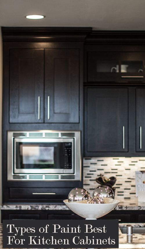 The 5 Best Types Of Paint For Kitchen Cabinets Diy Kitchen
