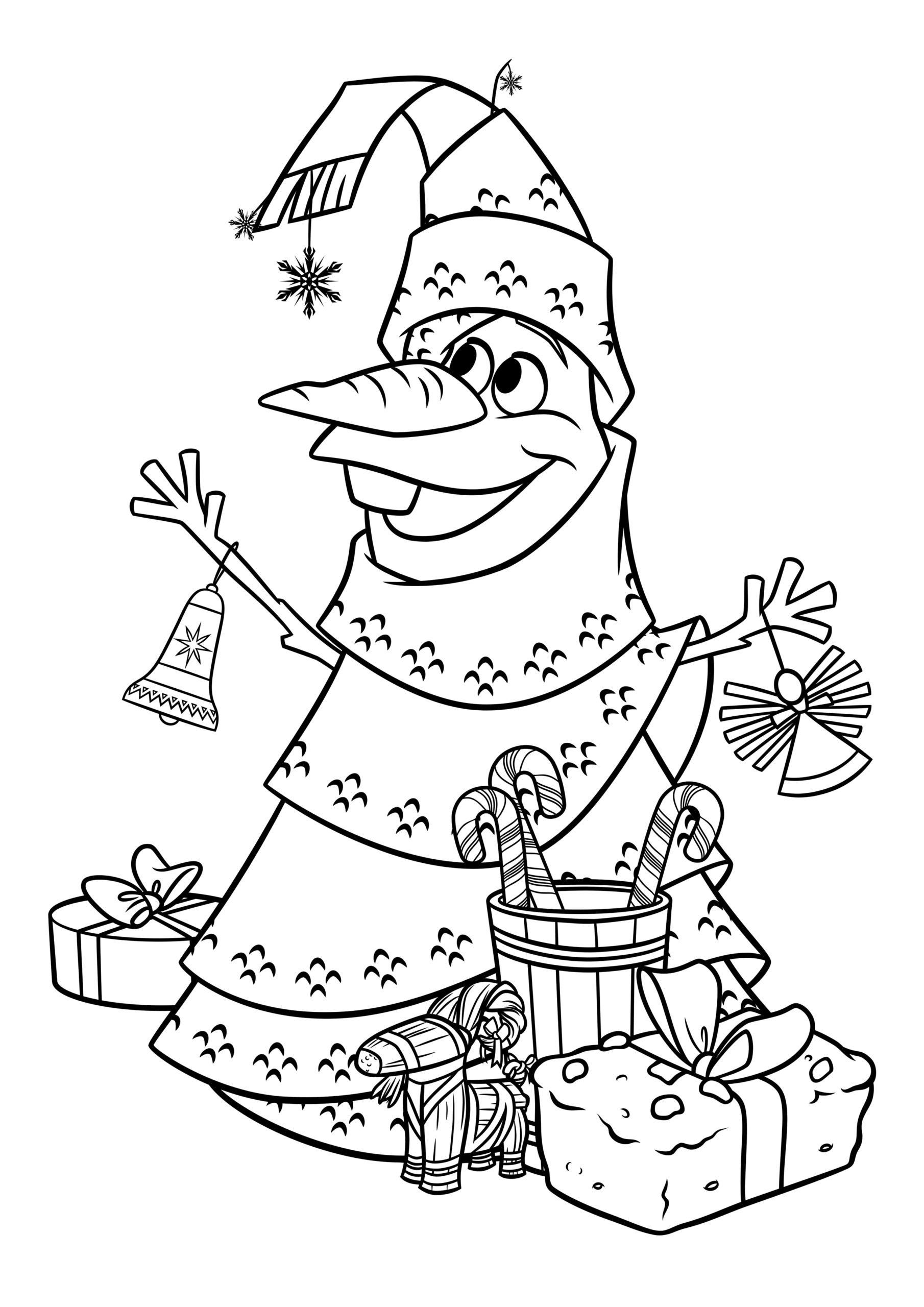 Disney Christmas Coloring Pages Best Coloring Pages For Kids Frozen Coloring Pages Disney Coloring Pages Elsa Coloring Pages [ 2560 x 1810 Pixel ]