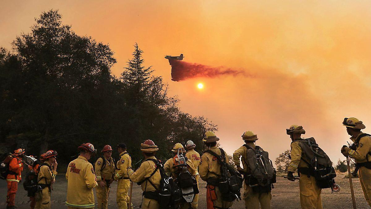 """""""Ein wahrgewordener Albtraum"""": Zahl der Toten und Vermissten bei Bränden in Kalifornien steigt"""