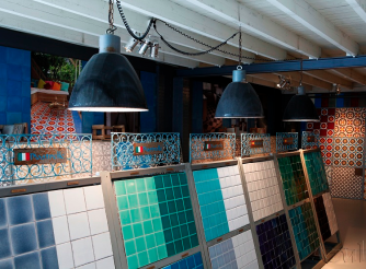 Marokkaanse Badkamer Tegels : Badkamer met marokkaanse tegels badkamer met marokkaanse tegels