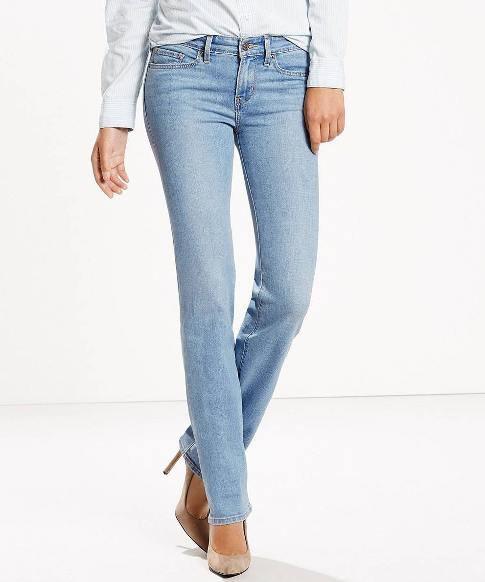 37032354e0ce4 A Guide to the Best Jeans for Women with Wide Hips - Levi's from InStyle.com
