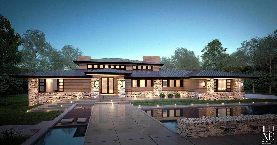 French Chateau House Plans Pictures New Modern Prairie House Prairie House French Chateau Home Prairie Style Houses Ranch Style Homes Modern Prairie Home