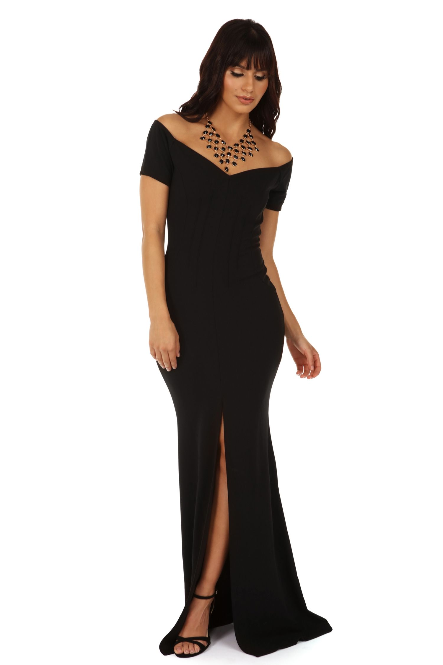 ed9aefb41ee4a Hailey Black Formal Dress | windsor | Snowball ❄ | Formal dresses ...
