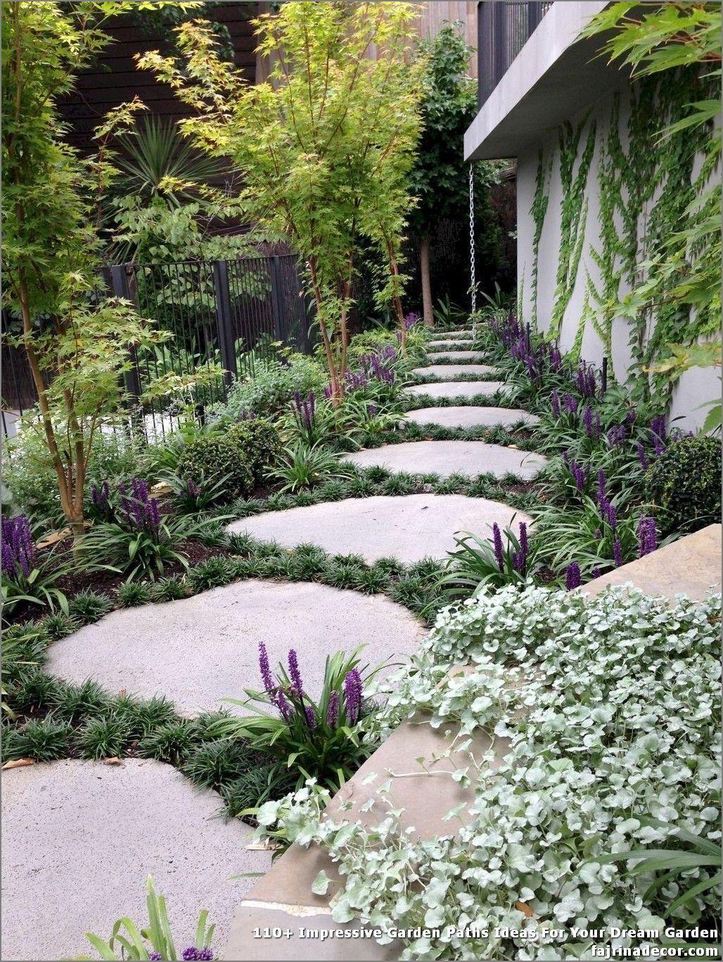 Photo of 110+ Impressive Garden Paths Ideas For Your Dream Garden – Best Home Decoratin…