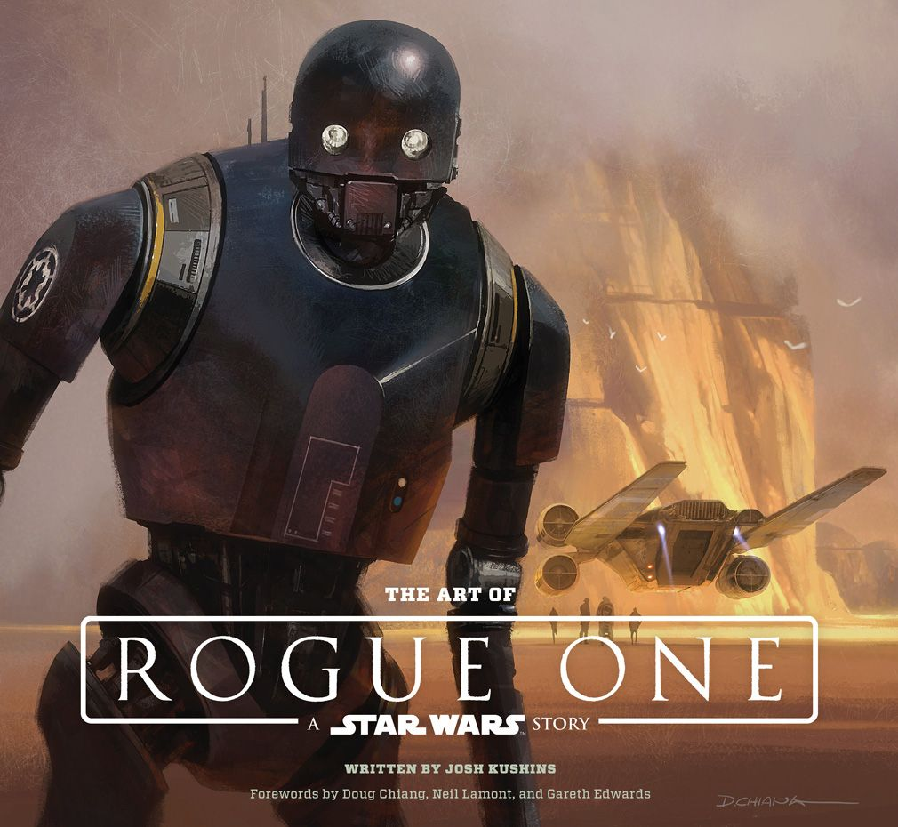 Update 2 New Concept Art From The Upcoming The Art Of Rogue One