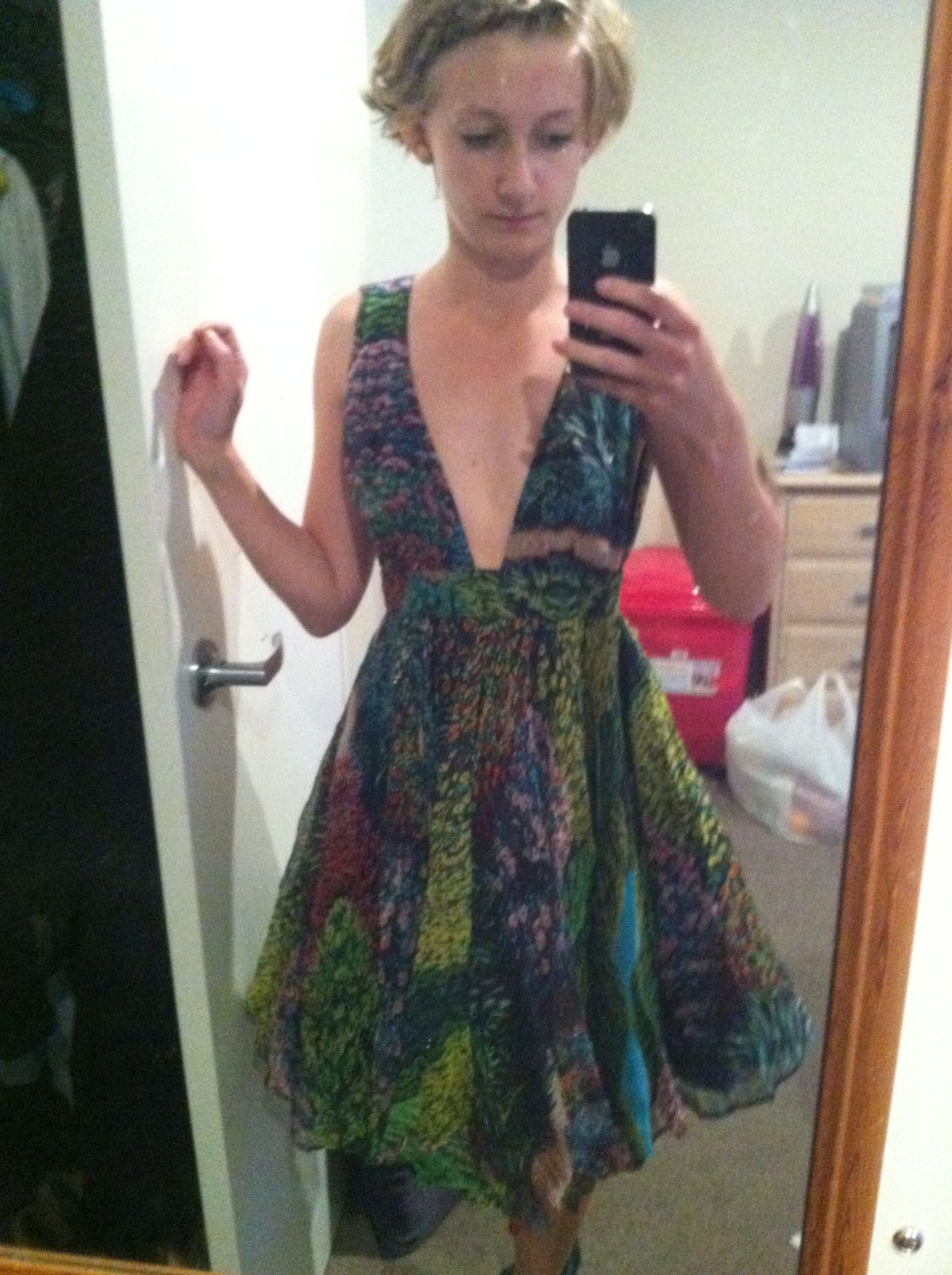 New SGC Dress from Front :)