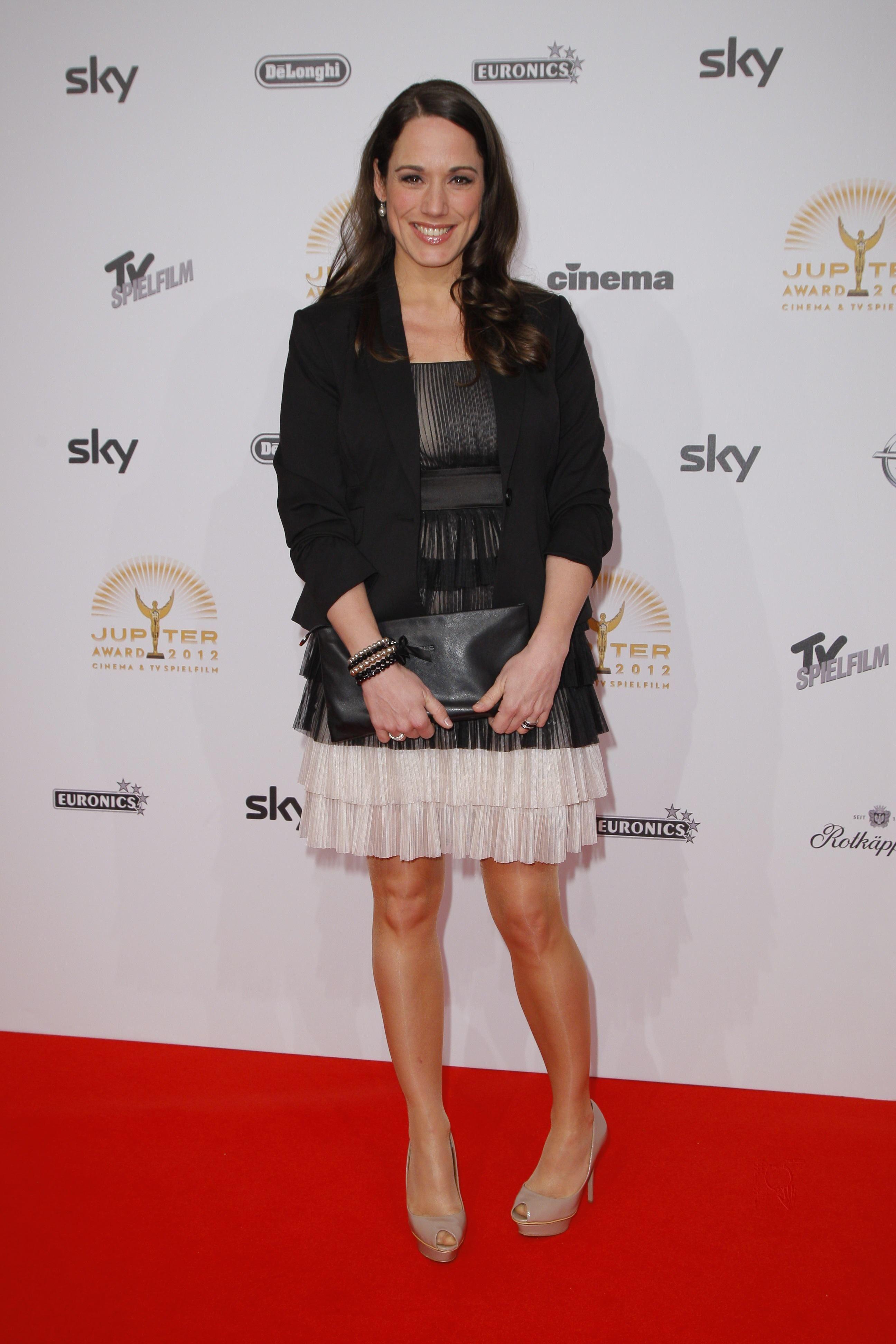 Simone Panteleit (2012-03-29) | S | Celebrities