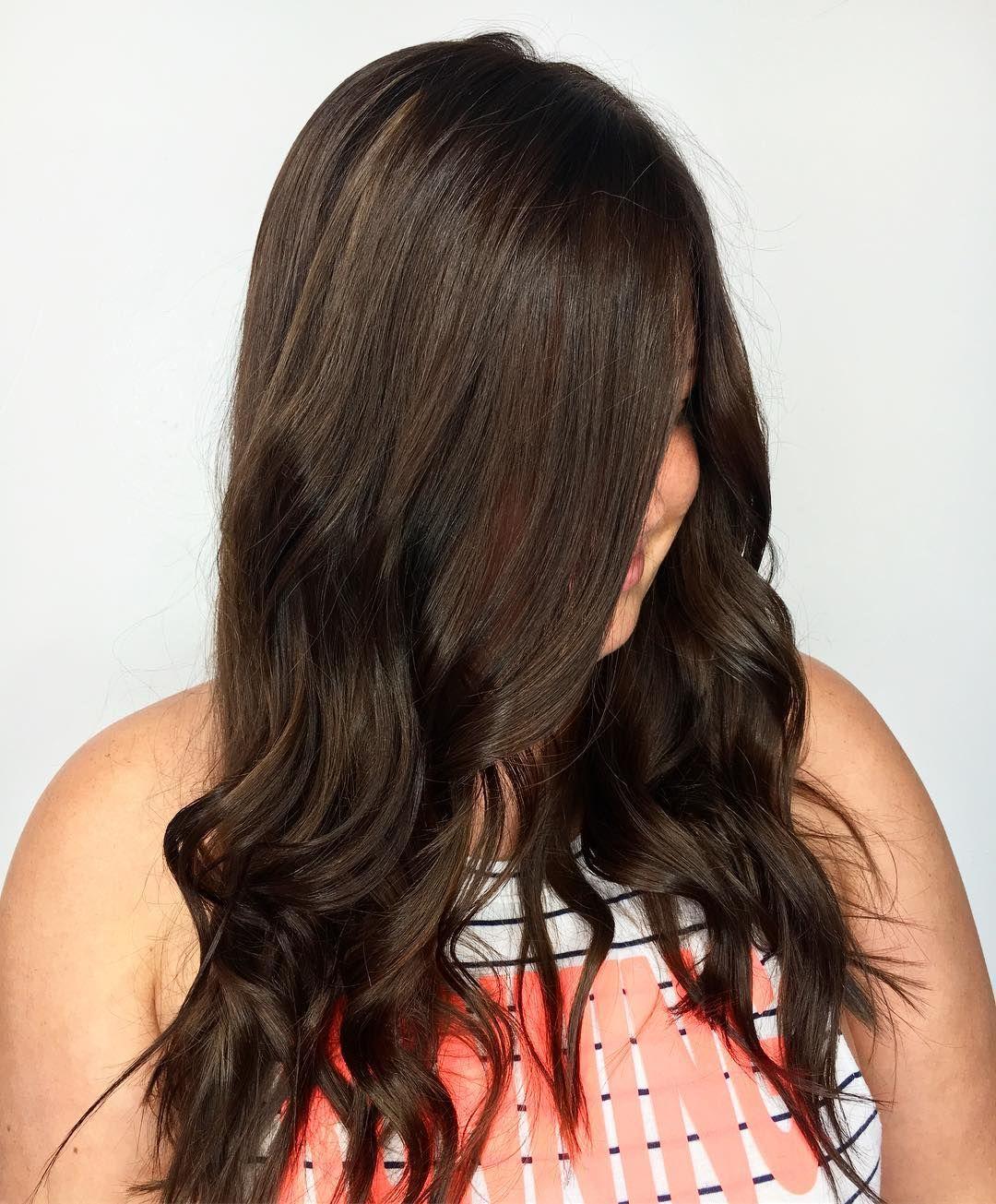 Walnut Brown Hair Pinterest Hair Coloring Brown Hair And Cut