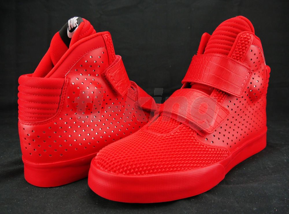 8c85ac2e5c3 Nike Air Yeezy Red October 2