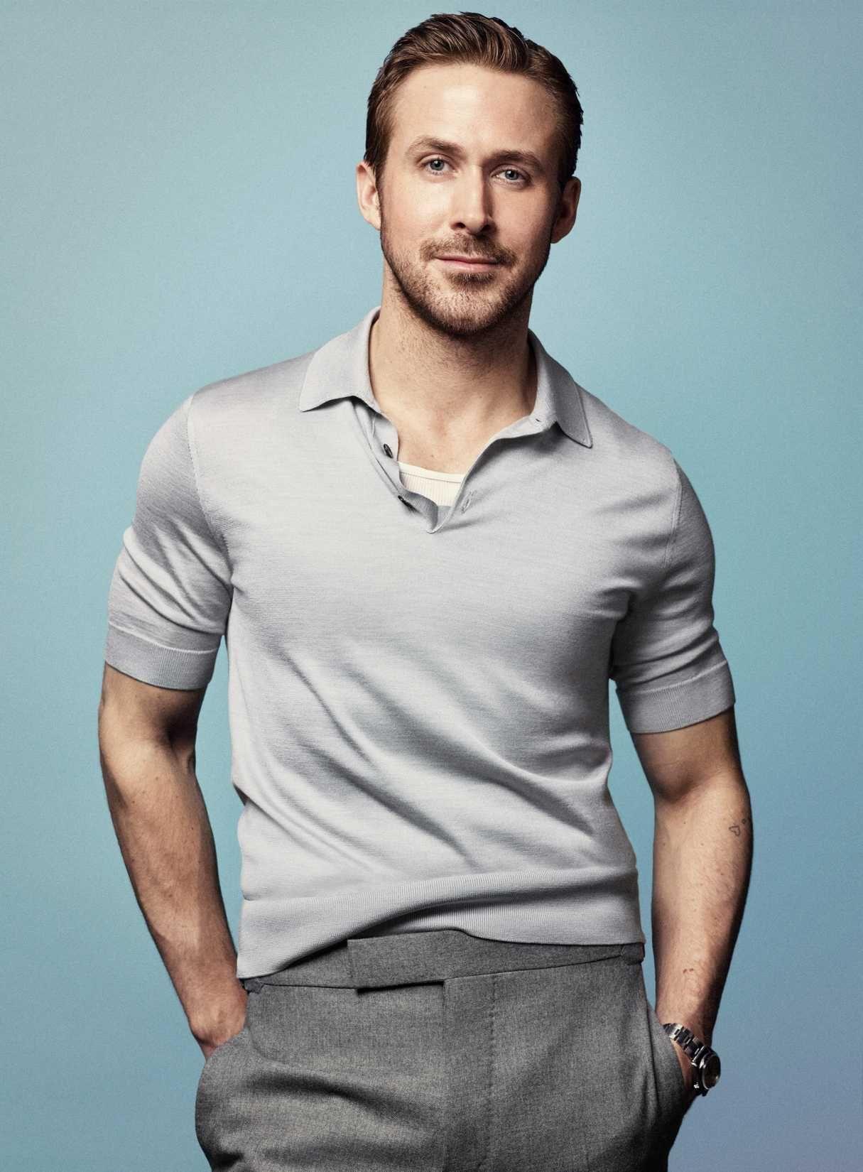 e34b996b7644 Ryan Gosling – GQ Photoshoot 2016