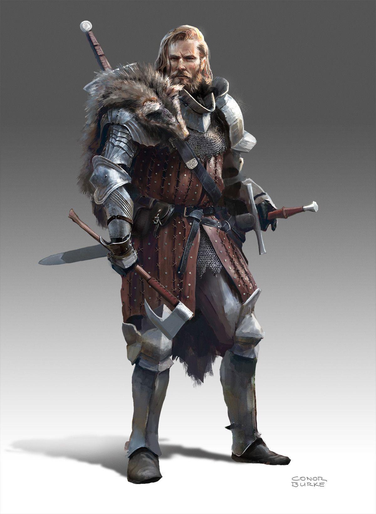 m Ranger Royal Constable Med Armor Cloak Swords traveler ...