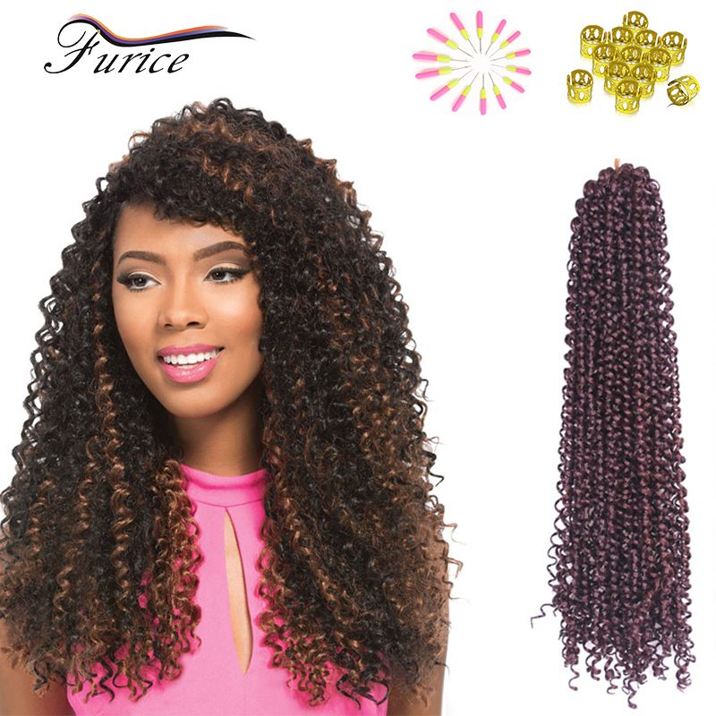 Wholesale 90g/pack Water Wave Braiding Hair Extension