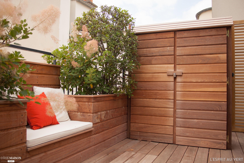 Gazon Synthetique Sur Terrasse Bois 2 terrasses : 15m2 et 25m2. - budget : terrasse 1 (15000