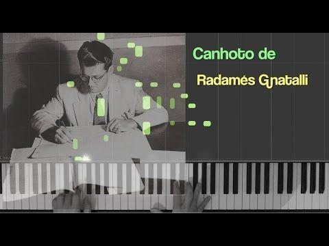 Manhosamente de Radamés Gnatalli - YouTube