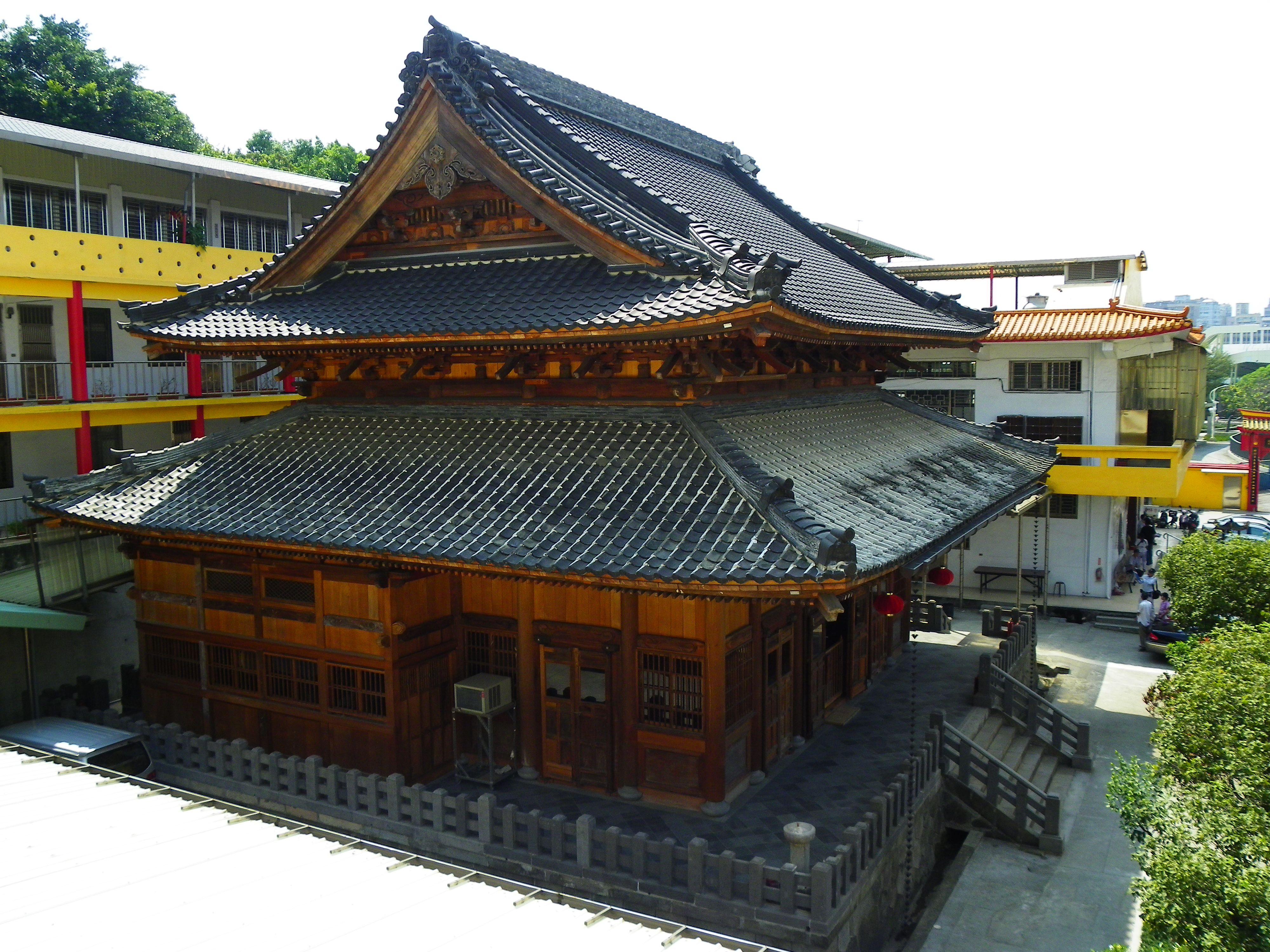 Roof Of Huguo Chan Buddhist Temple Daiyuhouden Jpg 4000 3000 Roof Styles Roof Design Roof