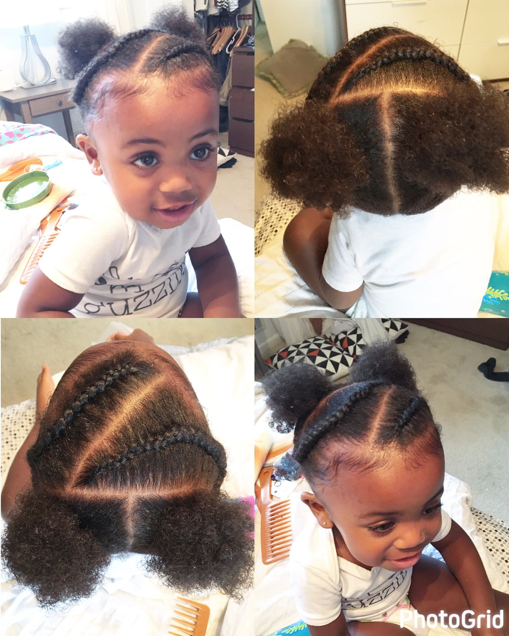 Pin By The Handy Homegirl On Natural Hairstyles For Little Girls