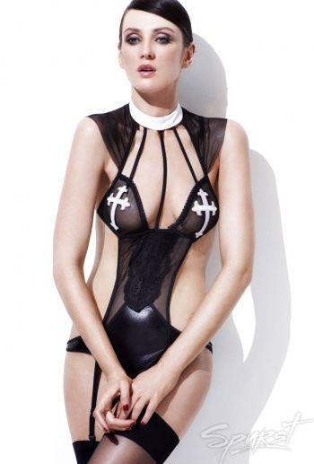 Bad Habit Lingerie Costume  fb206a35e