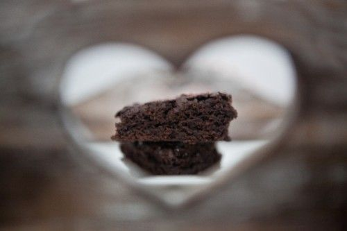Low Calories Brownies - with Coke!