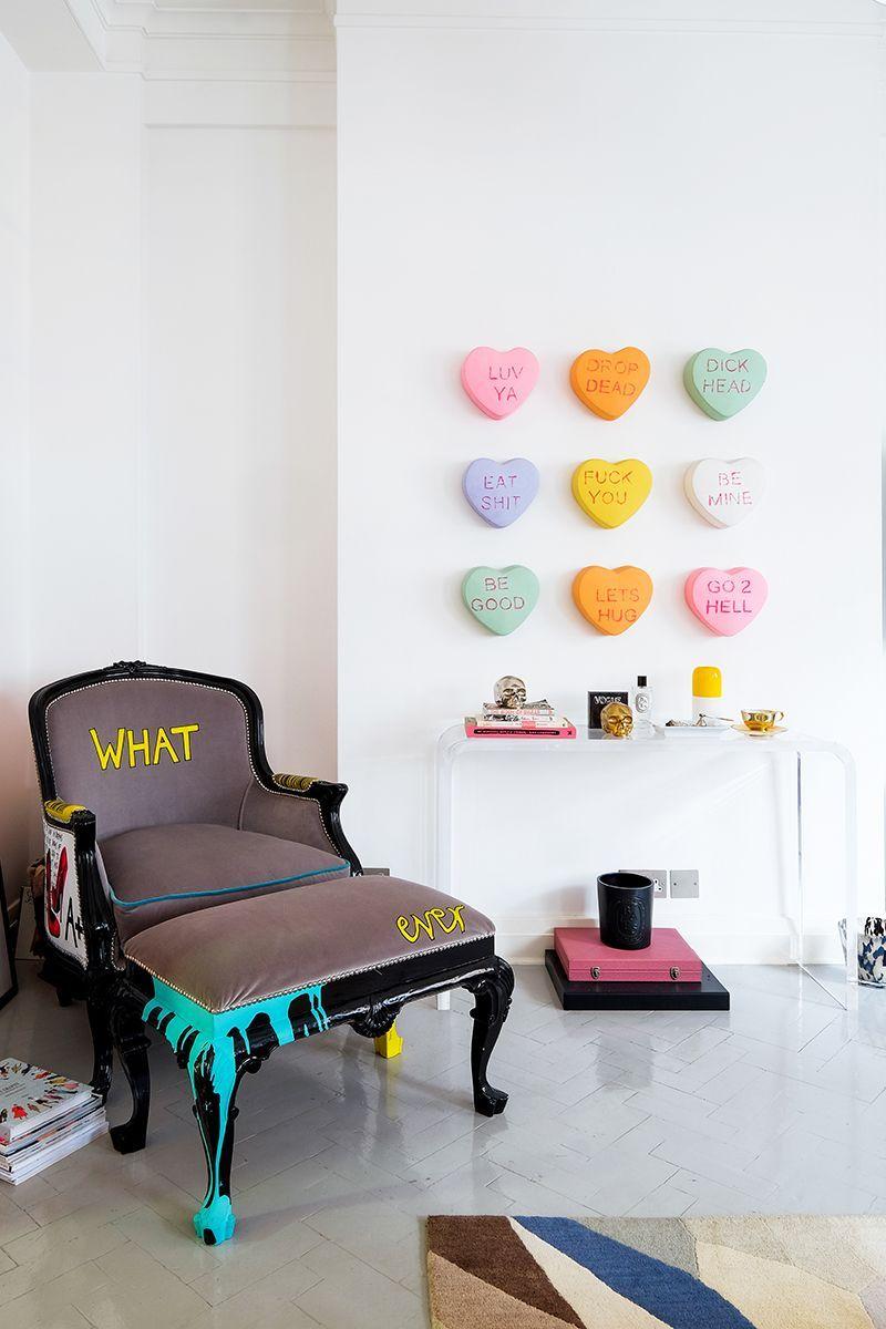 Photo of London Apartment Design Time: Inside Racil Chalhoub Startseite