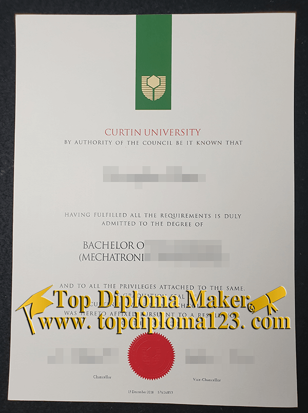 Buy Fake Degree Certificates From Curtin University Curtin University University Diploma College Diploma