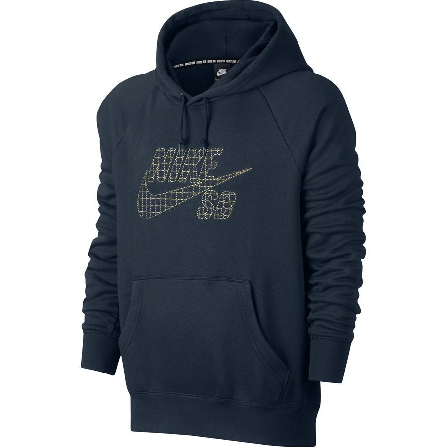 Nike Icon Grid Fill Pullover Hoodie Men
