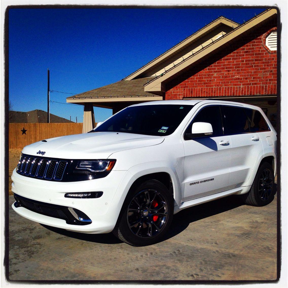 Jeep Grand Cherokee Srt Dream Cars Dodge Srt Jeep Grand