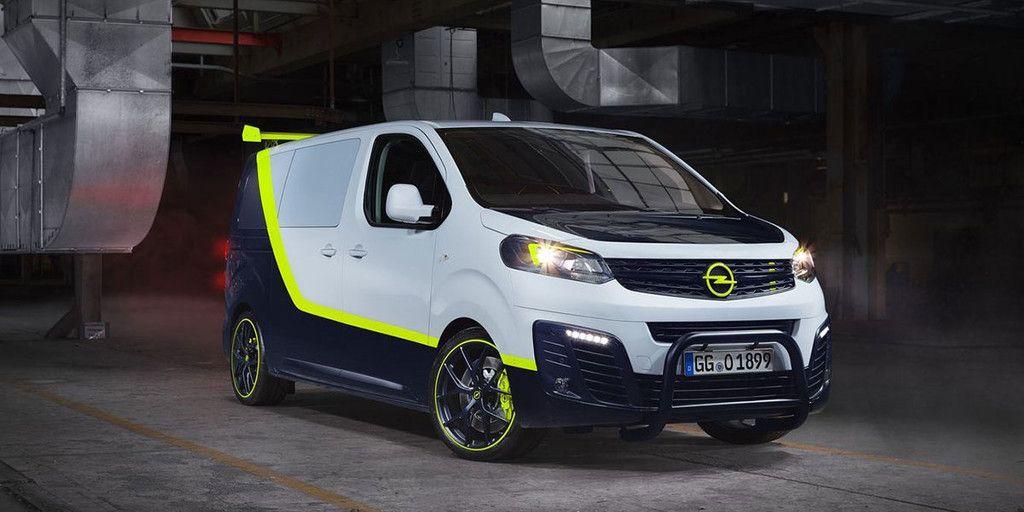 Opel Zafira Life O Team La Van Creada Para Despertar El Deseo De Los Mas Nostagicos Ya Desperte Autos Y Motores