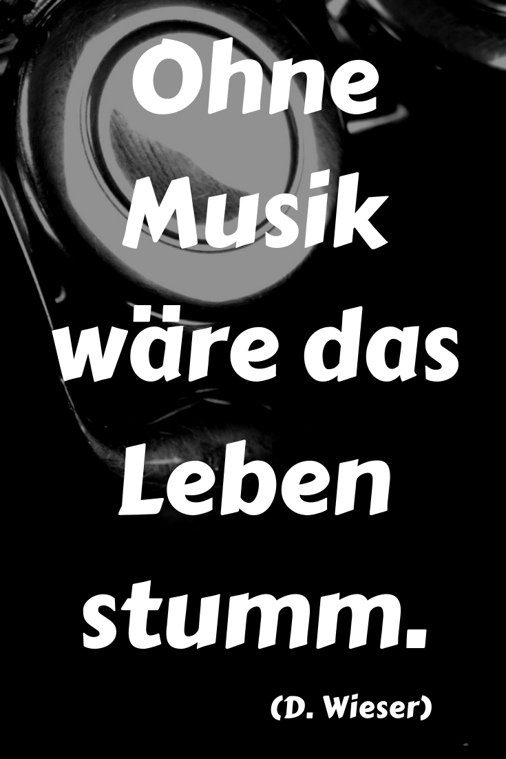 Ohne Musik Ware Das Leben Stumm D Wieser Eine Einfuhrung In Die Klassische Musik Gibt E Musik Spruche Klassische Musik Zitate Inspirierende Songtexte