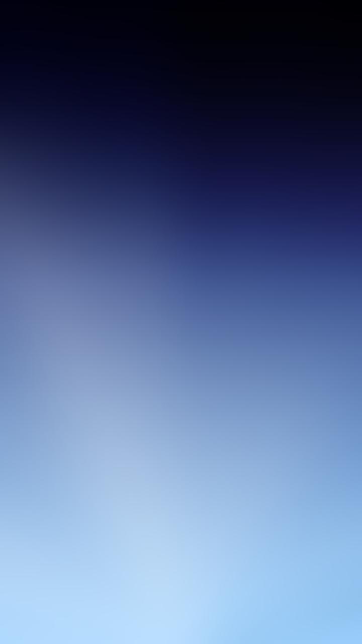 Black And Blue Galaxy S3 Wallpaper 720x1280