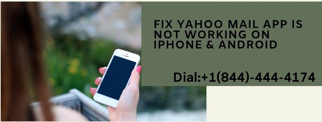 Fix Yahoo Mail App is not working on iPhone And Android