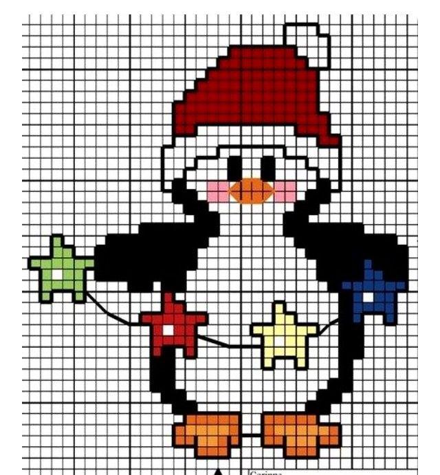 Penguin easy for a beginner