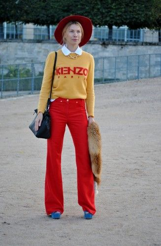 Street Style Fashion - Real Girl Outfit Inspiratio