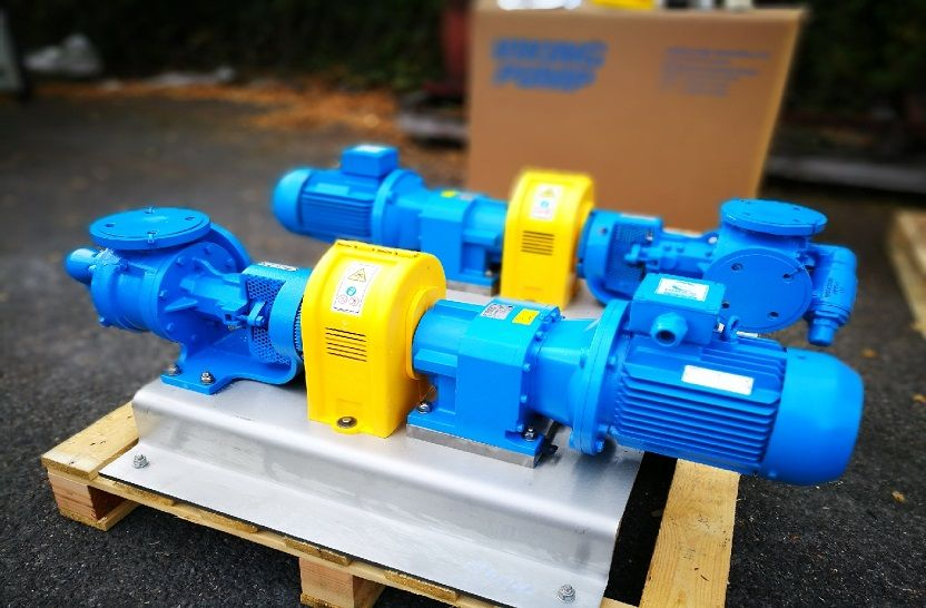 Positive Displacement Pumps Repairs, Displacement Pump