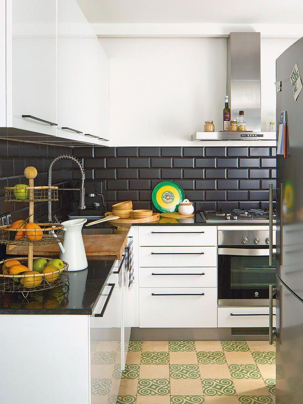 10 Ideas Para Modernizar Paredes Y Suelos En Casa Cocinas
