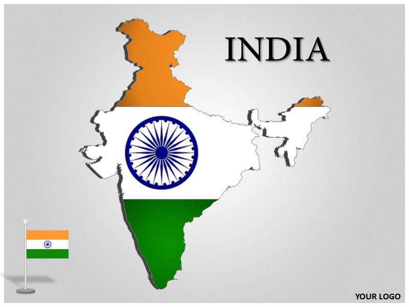 The powerpoint maps of India provide an immense functionality of ...