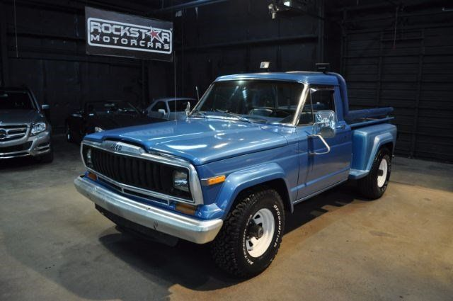 Cars For Sale Used 1982 Jeep Pickup In Nashville Tn 37207 Details Truck Autotrader Jeep Truck Jeep Garage Jeep Pickup
