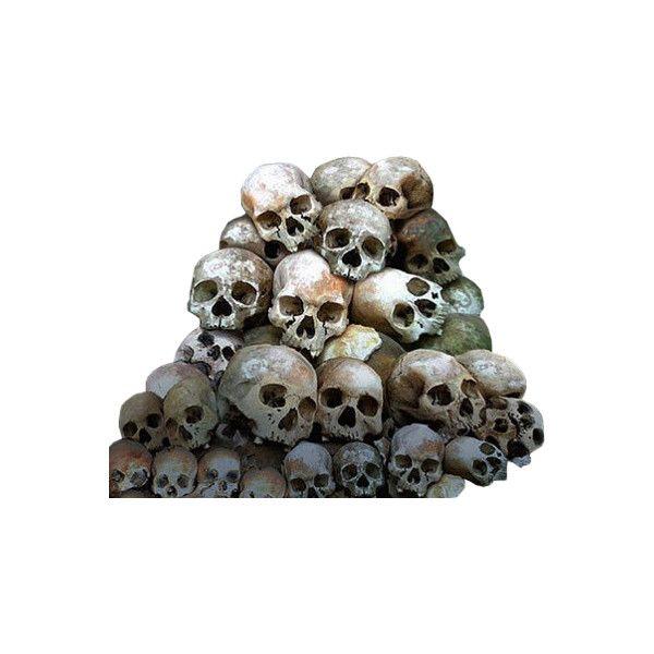 Psd detail pile of skulls official psds liked on for Skull home decor