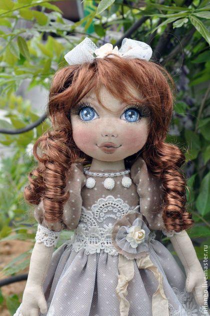 Коллекционные куклы ручной работы. Ярмарка Мастеров - ручная работа Виола. Handmade.